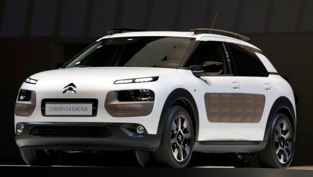 Endlich wieder ein echter Citroën