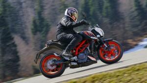 So klein und schon ein richtiges Motorrad