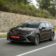 Rückbesinnung: Toyota nutzt wieder den bewährten Namen Corolla.