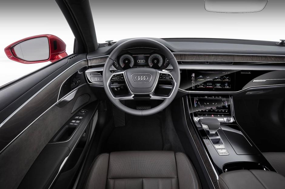 Bilderstrecke zu: Audi A8 tritt gegen die S-Klasse und Tesla an ...