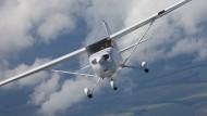 Gutmütig, unkaputtbar und seit 1956 in Produktion: Die Cessna 172 ist die Basis aller Flugerfahrung.