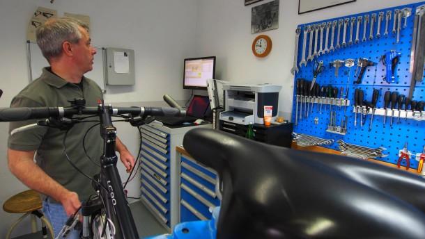 Reparaturaufträge Finde Mal Eine Gute Fahrradwerkstatt