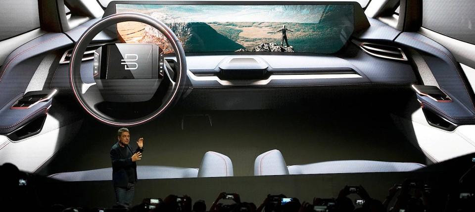 Chinesische Automarke Byton Will Das Auto Revolutionieren
