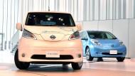 Der neue Nissan e-NV 200