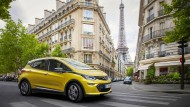 Der Ampera-e in Paris