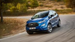Der Fahrbericht: Ford Eco Sport 1.0 ST-Line