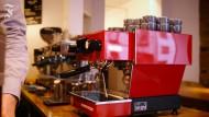 Viel Geld für guten Kaffee