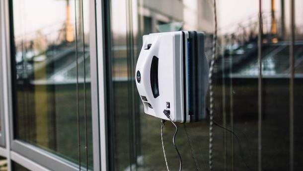 Taugen Roboter zum Fensterputzen?