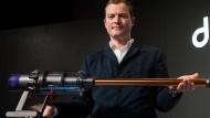 Beutellose Staubsauger haben das Unternehmen groß gemacht – eine Erfolgsgeschichte, die Jake Dyson fortführen will.