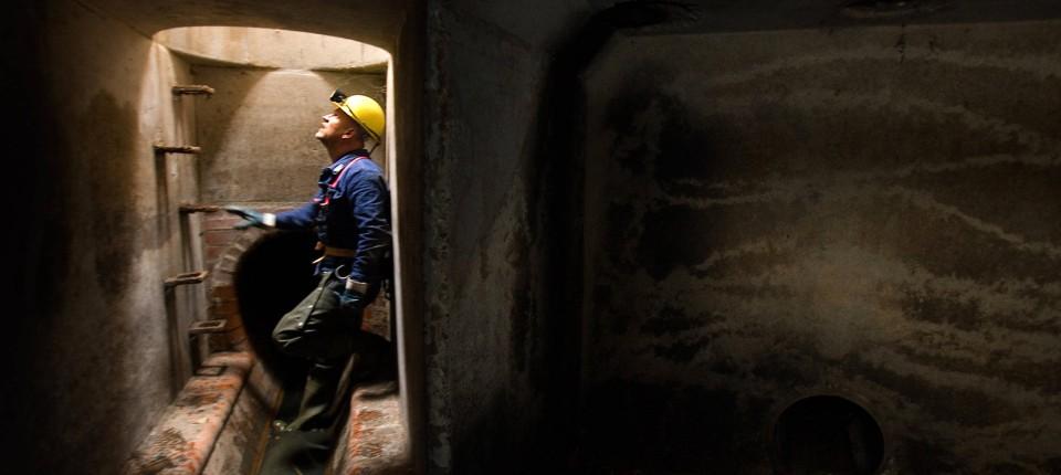 Sanierung von Abwasserrohren: Tief in die Röhre geschaut - Technik - FAZ