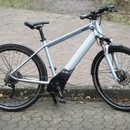Gestreckte Härte: Das BMW Active Hybrid E-Bike 2020 wirkt bequemer, als es ist.