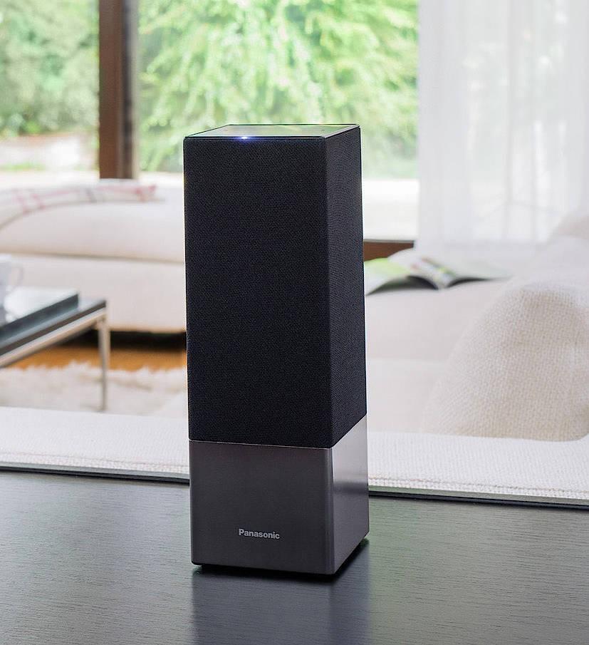 Panasonic: Der elegante Auftritt im Wohnzimmer