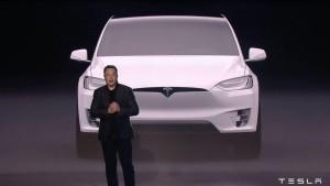 Vorstellung von Teslas Model 3 im vergangenen Jahr