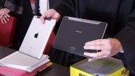 Apple siegt im Tablet-Rechtsstreit mit Samsung