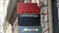 Frankreichs Banken unter Druck