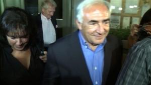Strauss-Kahn in Frankreich
