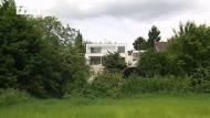 Im Bauhaus-Stil am Kölner Rheinufer