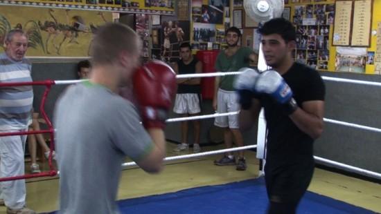 Boxclub für Israelis und Palästinenser