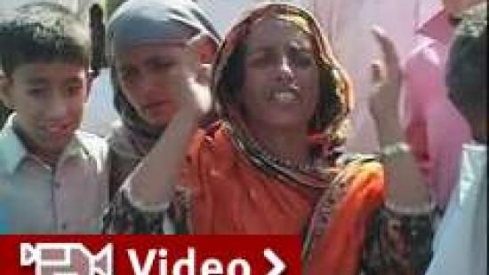 Zehntausende Tote in Kaschmir