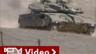 Militäroffensive im Gazastreifen