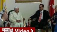 Benedikt trifft Erdogan
