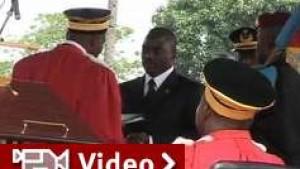 Kabila als Präsident vereidigt
