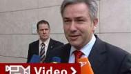 Reaktionen auf den Streit um Ministerpräsident Stoiber