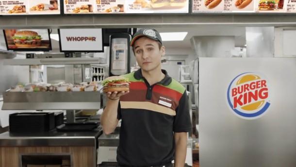 So trickst Burger King Google aus