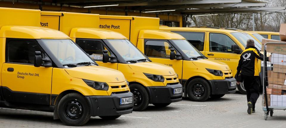 Deutsche Post Arbeitet Gerne Mit Amazon Zusammen
