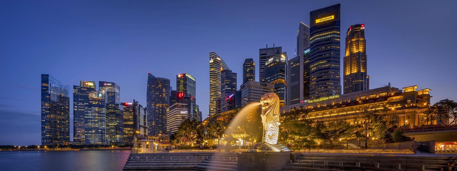 Großbritannien besiegelt Handelspakt mit Singapur