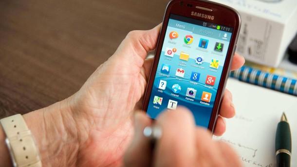 Das Smartphone ist gefährdeter als der Schlüsselbund
