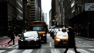 New York beschließt Amerikas erste Städte-Maut