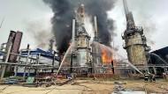 Energiepreise: Russlands riskantes Spiel mit Erdgas