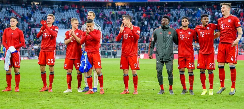 Bmw Kickt Audi Beim Fc Bayern Munchen Raus