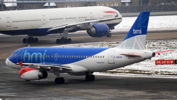 Lufthansa  besiegelt Verkauf von BMI