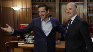 Die neue griechische Staatsanleihe ist begehrt