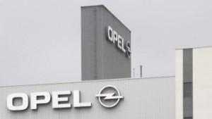 Krisentreffen zu Opel in Brüssel