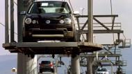 VW-Mitarbeiter kündigen Streiks an