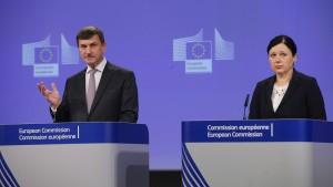EU-Kommission fordert neuen Rechtsrahmen für Datenaustausch