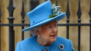 Aufstand gegen die Queen