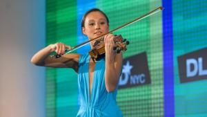 Das Geigenmädchen aus dem Silicon Valley