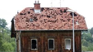 Hagelschäden in Württemberg kosten mehr als 500 Millionen Euro