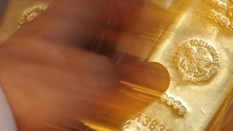 Die Bundesbank will den Griff nach den Goldreserven verhindern