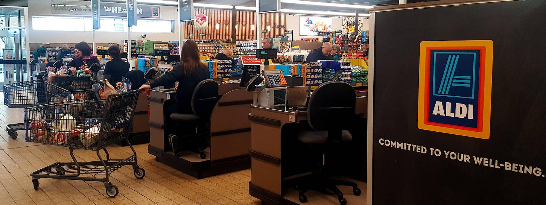 Discounter Aldi Und Lidl Greifen Walmart An Unternehmen Faz