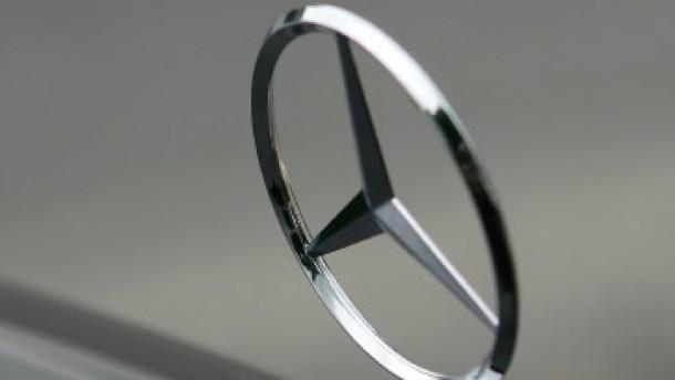 Ein guter Stern für Daimler