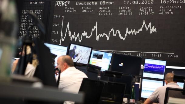 Neuer Anlauf für eine Börsensteuer in der EU