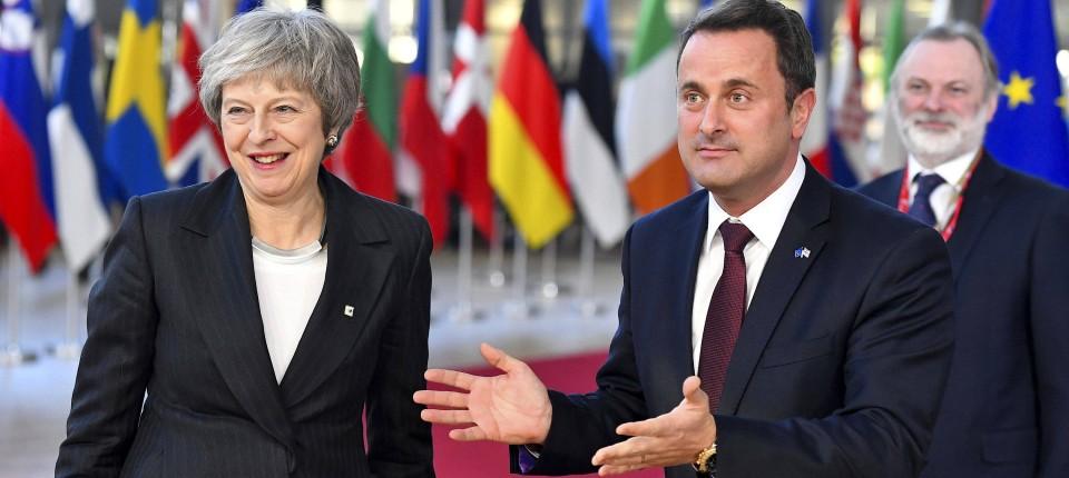 Brexit Abkommen Brüssel Will May Mit Formulierungen Helfen