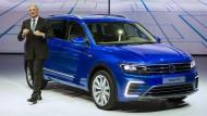 Beurlaubter VW-Manager will Millionenbonus einklagen