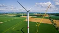 Bund drosselt Windkraft-Ausbau im Norden