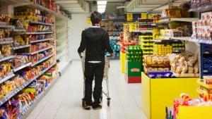 Razzia im deutschen Einzelhandel